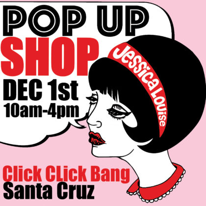 PopUp Shop with Jessica Louise